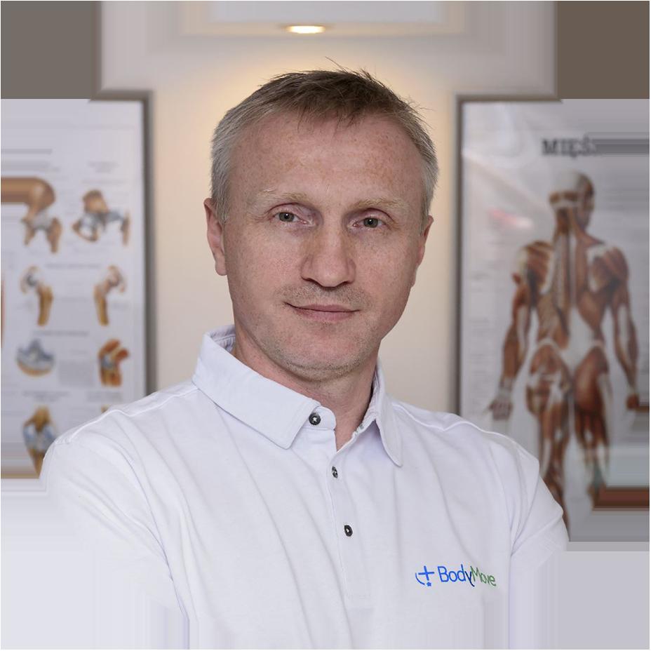 Dr Andrzej Bogdanowicz